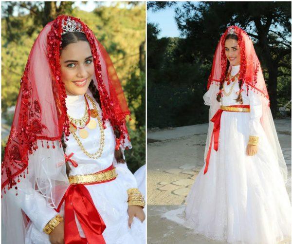 Почему турецкие невесты в красном