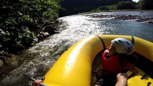 Экстремальные путешествия по горным рекам