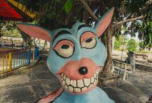 Самое странное место Фантьета и Муйне: заброшенный парк развлечений