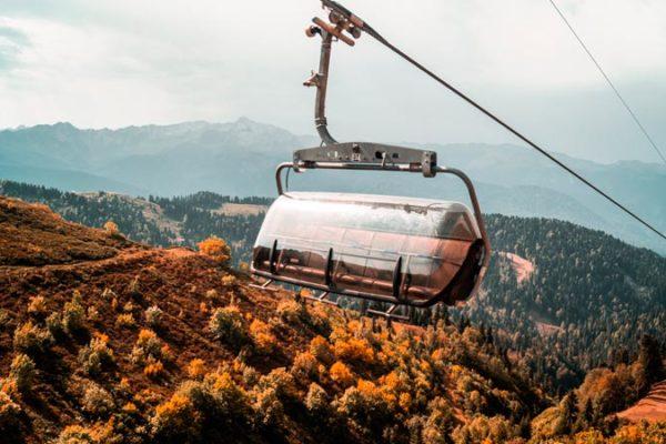 Температура воды и воздуха в Сочи в ноябре 2021 года