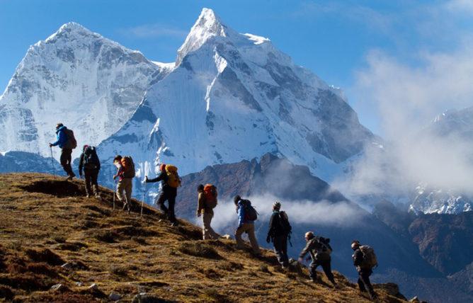 Трекинг в горы на несколько дней