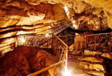 Воронцовские пещеры в Сочи (Адлер)
