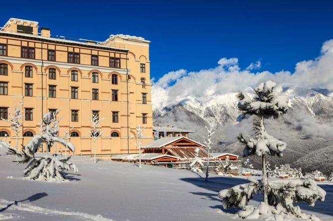 Отель «Горки Панорама»