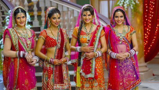 женщины Индия