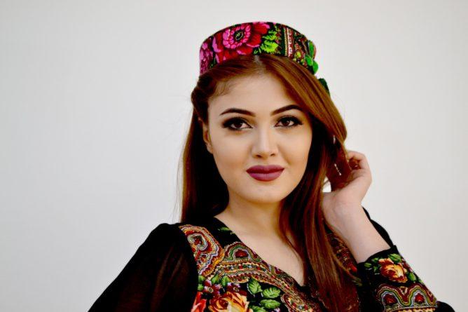 женщины Средняя Азия