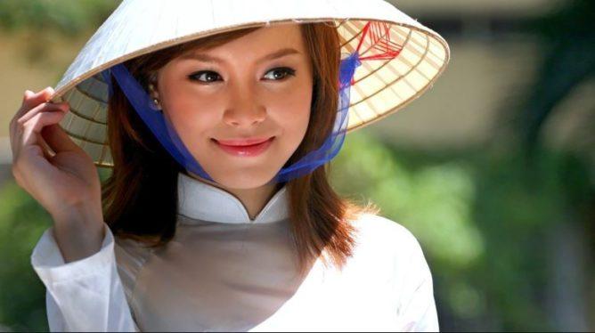женщины вьетнама