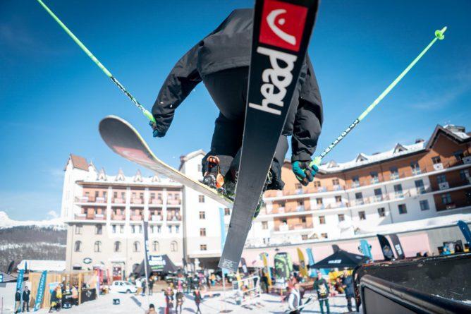 снежно-спортивный фестиваль Тинькофф Rosafest 2021