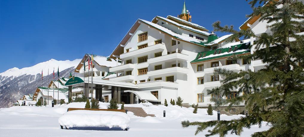 Лучшие отели для отдыха в Сочи зимой 2020-2021
