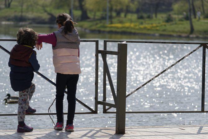 Отдых в Сочи в марте с детьми