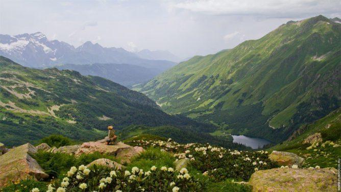 Отдых в горах Красной Поляны