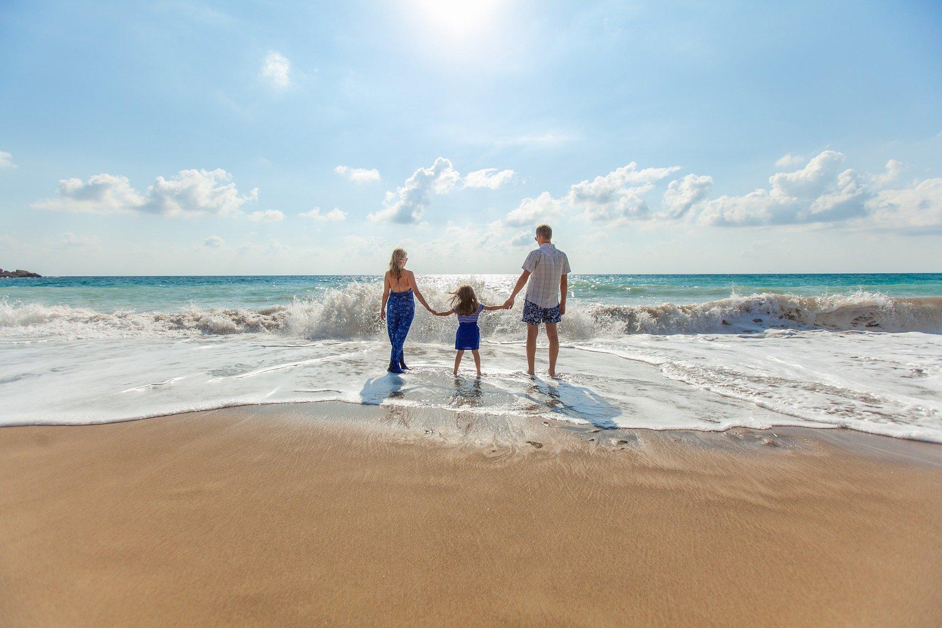 Набережные, пляжи, аквапарки