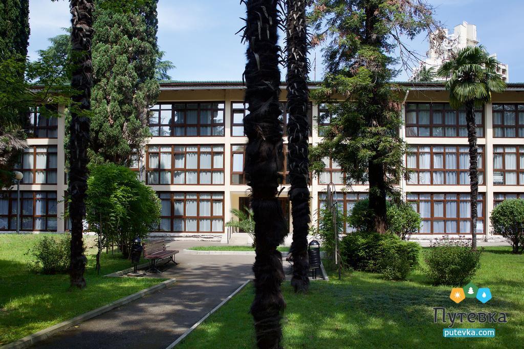 Лечебно-оздоровительный комплекс Alean Family Resort & SPA Sputnik