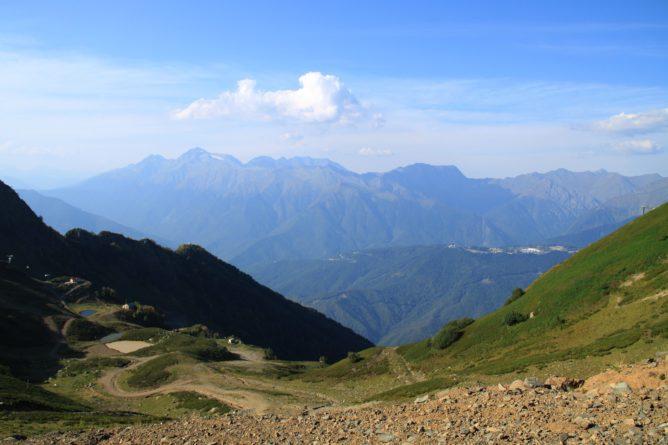 Изысканный курорт в горах